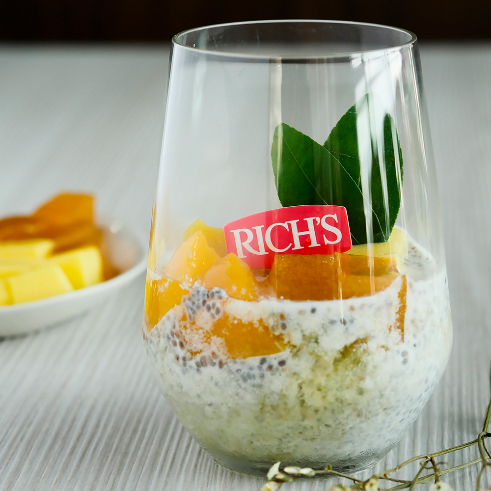 4 Season - Autumn Chia Pudding